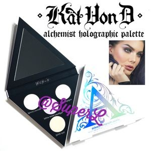 Kat Von D Alchemist Palette Highlighter Eyeshadow